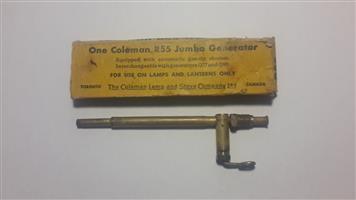 Coleman Lamp Generator