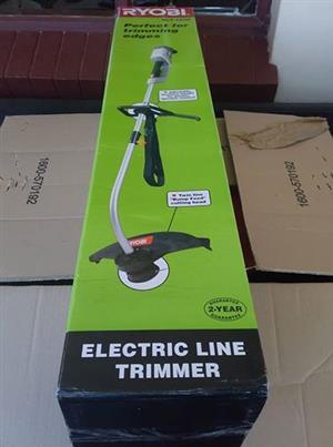 Ryobi Electric Line Trimmer