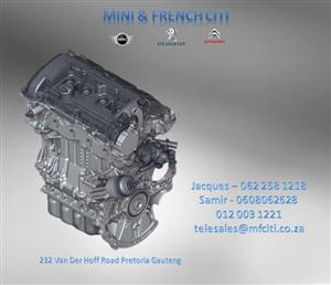 N16 Engine For Sale Mini & Citroen