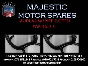 Audi A4 2.0 Tfsi Wiper pipe for sale !!