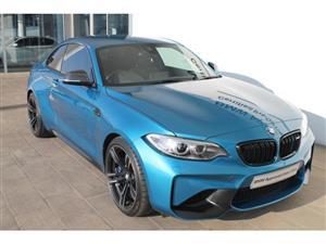 2016 BMW M2 coupe auto