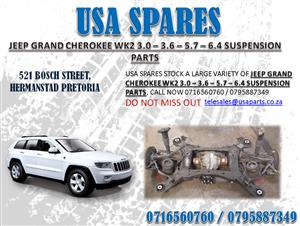 JEEP GRAND CHEROKEE WK2 3.0 3.6 5.7 6.4 SUSPENSION PARTS FOR SALE