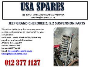 JEEP GRAND CHEROKEE ZJ 5.2 SUSPENSION PARTS FOR SALE