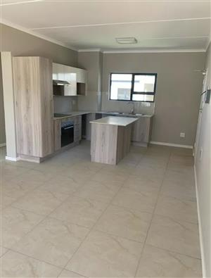 New Complex in Northriding has a 2 bedroom unit available