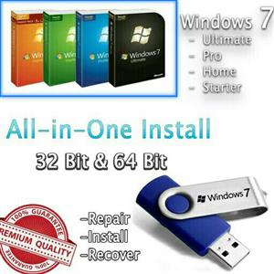 Windows 7 USB stick