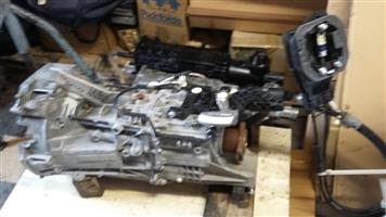 Ford Ranger 6speed gearbox