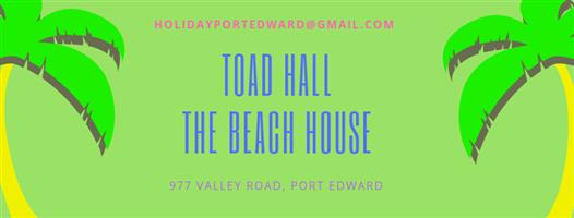 Self catering accommodation in Port Edward