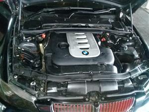 2007 BMW 3 Series 330d Luxury