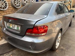 2009 BMW E82 120d Now Stripping For Spares!!!