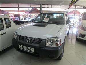 2011 Nissan NP300 Hardbody 2.0