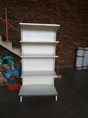 Gondola Shelving 2nd Hand good condition