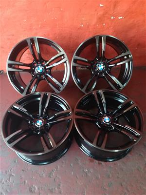 19inch bmw M4 mags for sale