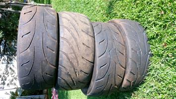 225/45/17 Bridgestone Semi Slicks