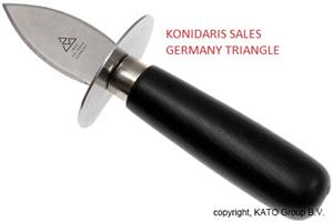 OYSTER OPENER (triangle) R450.00 Born in GERMANY
