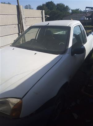 2006 Ford Bantam 1.6i