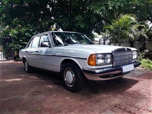 1982 Mercedes Benz 200D