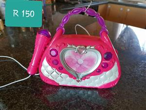 Singer heart toy for sale
