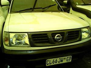 2007 Nissan NP300 Hardbody 2.5TDi fleet