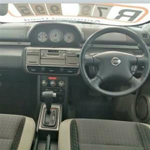 2002 Nissan