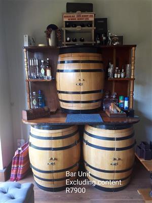Wooden bar unit for sale