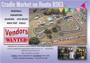 The Cradle Market on Route R563