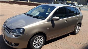 2014 VW Polo Vivo hatch 5-door POLO VIVO 1.4 TRENDLINE (5DR)