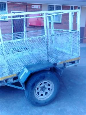 Trailer 750 kg