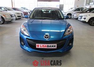 2013 Mazda 3 Mazda 1.6 Dynamic