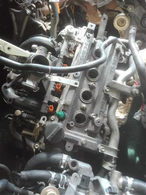 Avanza gearbox, engine and parts - TOYPART SA