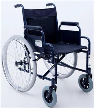 MR WHEELCHAIR AMPUTEE-.