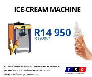 Brand New Ice Cream