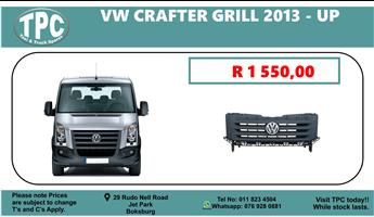 VW Crafter Grill 2013 - UP - For Sale at TPC