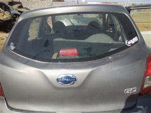 Datsun Go Lux 1.2 2015 model COMPLETE TAILGATE FOR SALE!!