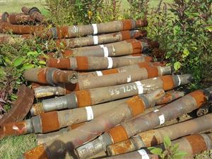 Axles in Uitenhage - ON AUCTION
