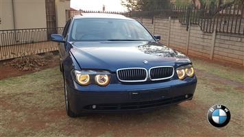2003 BMW 7 Series 730d
