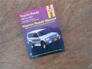 Toyota Prado workshop manual