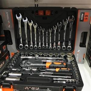 61 pce toolset R749.00