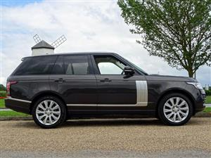 2015 Land Rover Range Rover TDV6 Vogue
