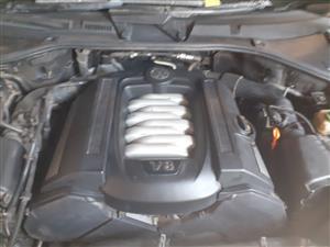 2006 VW Touareg 4.2 V8