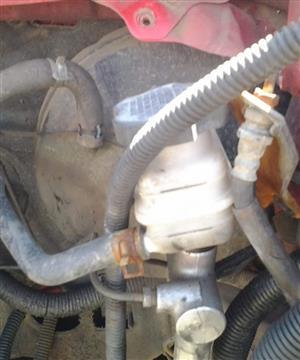 Hyundai Getz 02-11 Preface Brake Booster