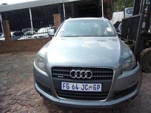 Audi Q7 3.0 TDI V6 2007 Stripping for Spares