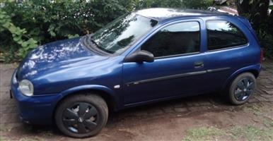 2001 Opel Corsa 1.4 Sport