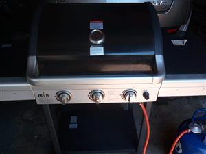 Nearly New Gasbraaier - used only twice