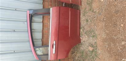 Chrysler Sebring Rear doors