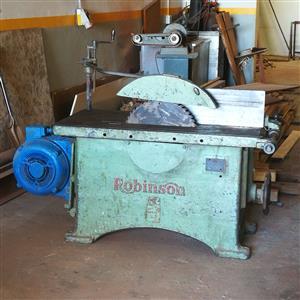 robinson sircular saw for sale