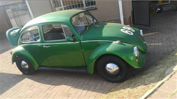 Volkswagen 1500 Beetle - Collector's Item - 1972 Model - R23,900