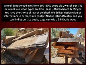 Exoticwood