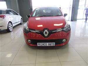 2014 Renault Clio 66kW turbo Expression