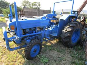 Tractor- ON AUCTION
