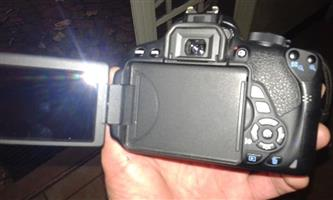700D canon camera for sale